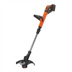 Black and Decker - 28cm 18V Lithiumion AFS Strimmer Grass Trimmer - STC1820PC