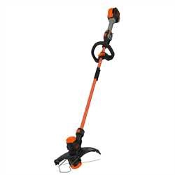 Black and Decker - 33cm 54V DUALVOLT Lithiumion EASY FEED Strimmer  Bare Unit - STC5433PCB