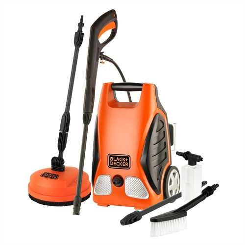 Black and Decker - High pressure washer PW 1500 SP Plus - 12649