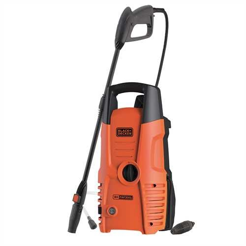 Black and Decker - High pressure washer PW 1300 S - 13649