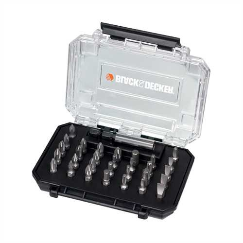 Black and Decker - 31 Piece Screwdriving Set - A7201