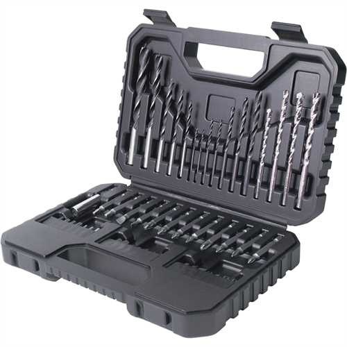 Black and Decker - 50 Piece Drilling  Screwdriving Set - A7217