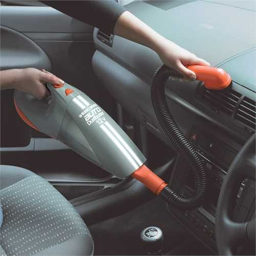 Black and Decker - 12V Dustbuster Auto Hand Vac - ACV1205