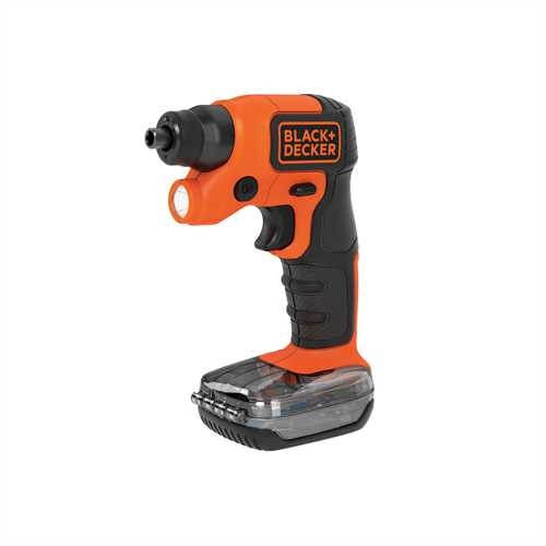 Black and Decker - 36V Footstorage Screwdriver - BDCSFS30C
