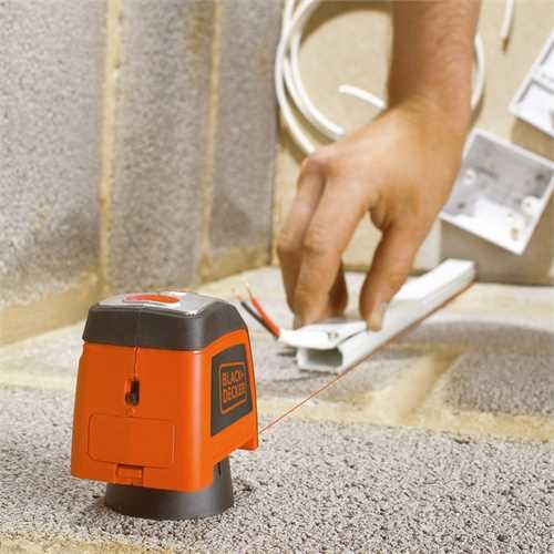 Black and Decker - Manual Laser Level - BDL120