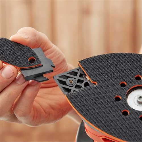 Black and Decker - 200W 4in1 MultiSander - BEW200