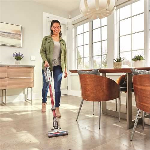 Black and Decker - 216V 3in1 Cordless stick vacuum - BHFE620J