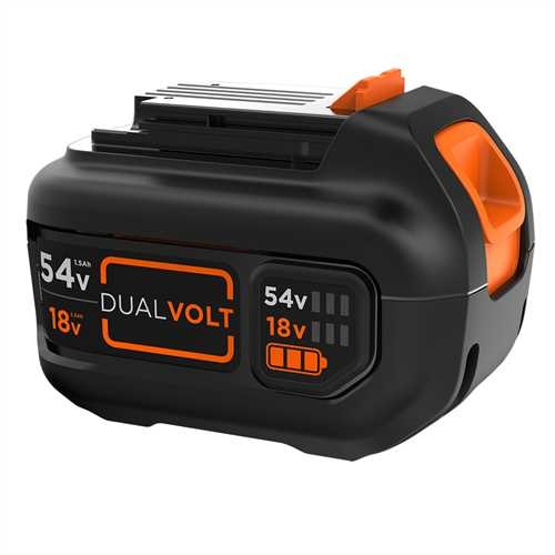 Black and Decker - Dual volt 54V x 15Ah Battery - BL1554