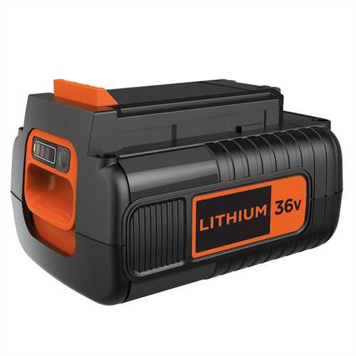 Black And Decker - 36V 20Ah Lithium Ion Battery - BL20362