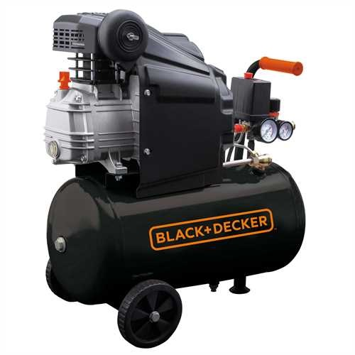 Black and Decker - Air Compressor BD 20524 - BXCM0031E