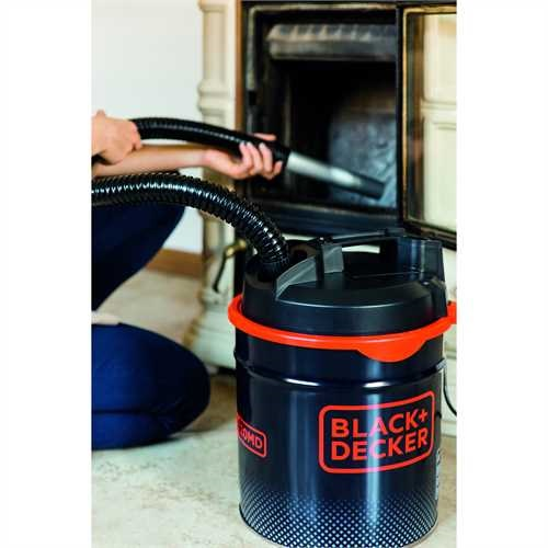 Black and Decker - 18L Ash Vacuum Cleaner with blower function - BXVC20MDE