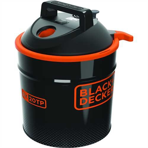 Black and Decker - 18L Ash Vacuum Cleaner with filter shaker - BXVC20TPE