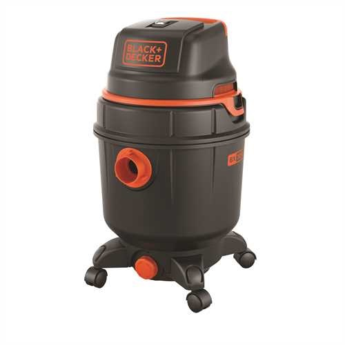 Black and Decker - 30L Wet and Dry Vacuum Cleaner - BXVC30PDE