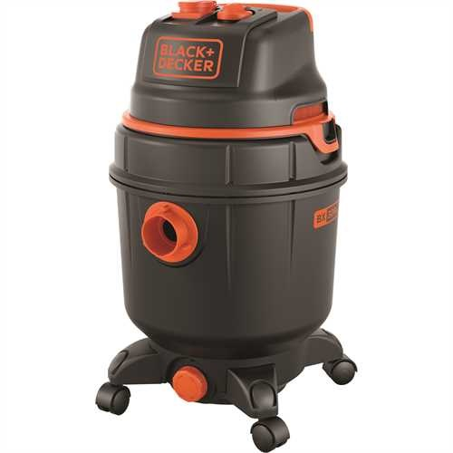 Black and Decker - 30L Wet and Dry Vacuum Cleaner with power tool connectivity - BXVC30PTDE