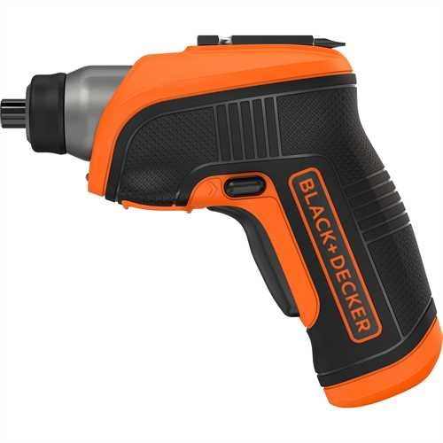 Black And Decker - 36V Lithium ion Screwdriver with Right Angle Attachment - CS3652LC