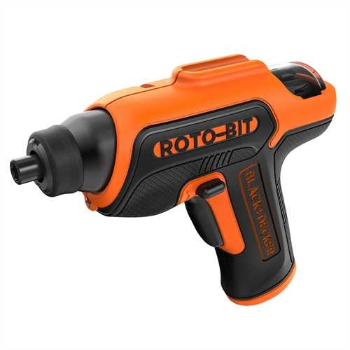Black and Decker - 36V Lithiumion RotoBit Cordless Screwdriver - CS36BSC