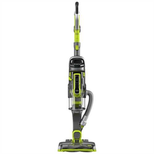 Black and Decker - 45Wh 2in1 Cordless MULTIPOWER Allergy Vacuum Cleaner - CUA525BHA