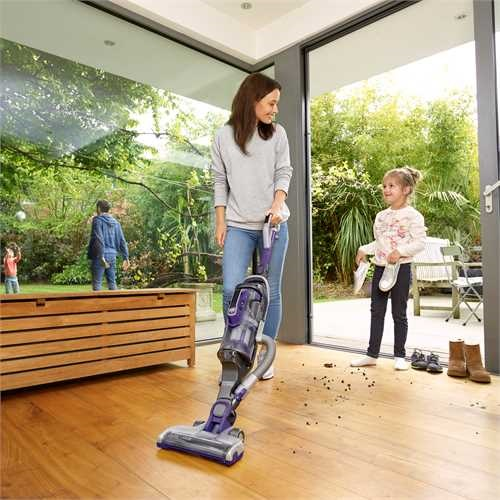 Black and Decker - 45Wh 2in1 Cordless MULTIPOWER Pet Vacuum Cleaner - CUA525BHP