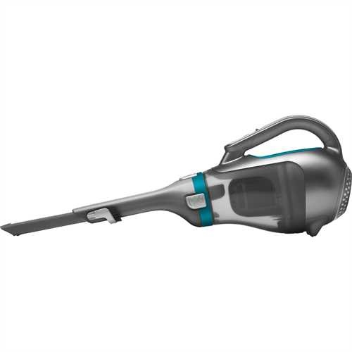 Black and Decker - 108V Liion Dustbuster with Cyclonic Action - DV1015EL