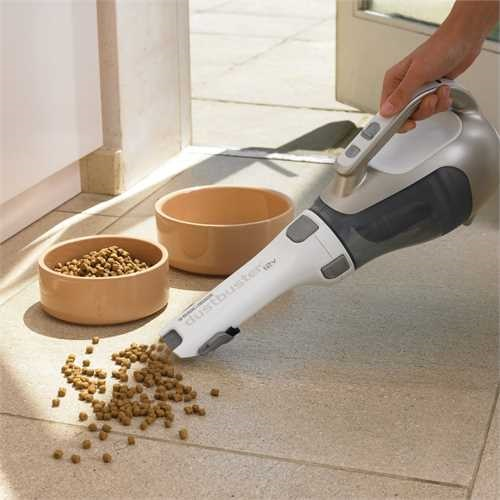 Black And Decker - 12V Dustbuster with Cyclonic Action - DV1210N