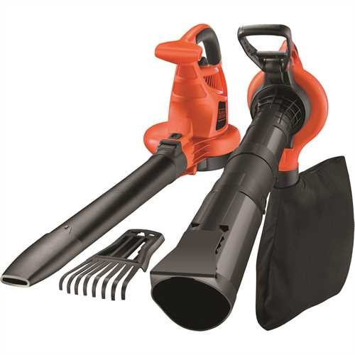 Black and Decker - 3000W Leaf Blower and Vacuum - GW3050