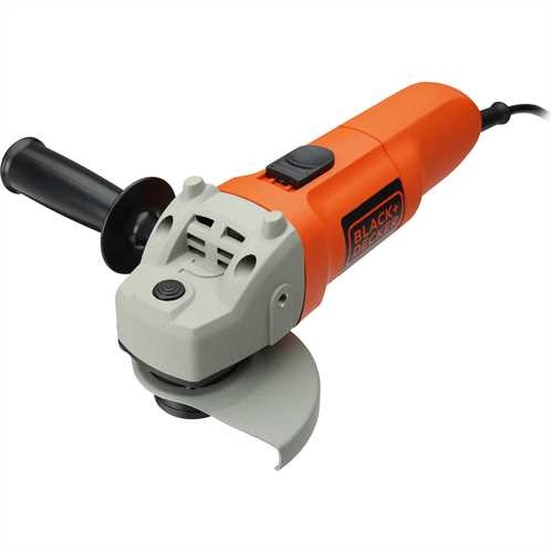 Black and Decker - 750W 115mm Small Angle Grinder - KG115