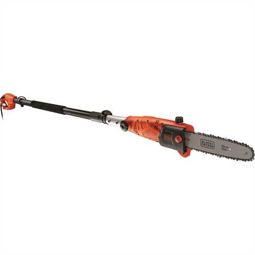 Black and Decker - 800W Electric Pole Saw 25cm - PS7525