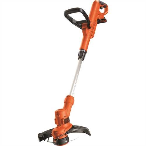 Black And Decker - 25cm 18V Lithiumion Strimmer Grass Trimmer - STC1815