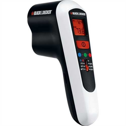 Black and Decker - Thermal Leak Detector - TLD100