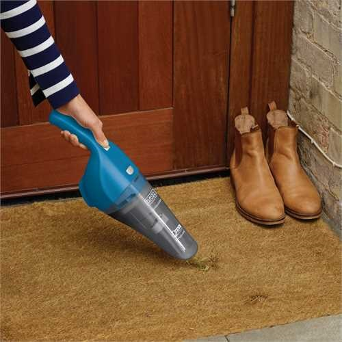 Black and Decker - 108Wh Wet and Dry Lithiumion dustbuster Cordless Hand Vacuum - WDB215WA