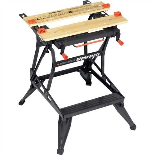 Black And Decker - Workmate Dual Height Workbench - WM550